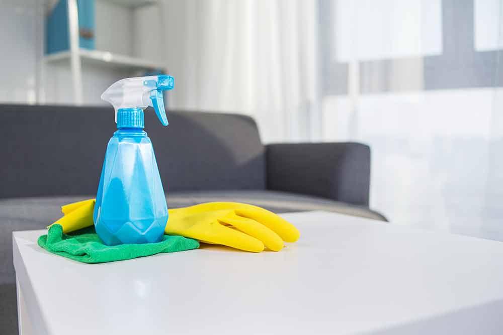 L'importanza di lavorare in uffici puliti e igienizzati
