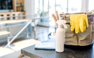 Come pulire e igienizzare i tessuti d'arredo?