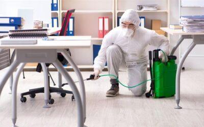 Frequenza sanificazione degli ambienti di lavoro